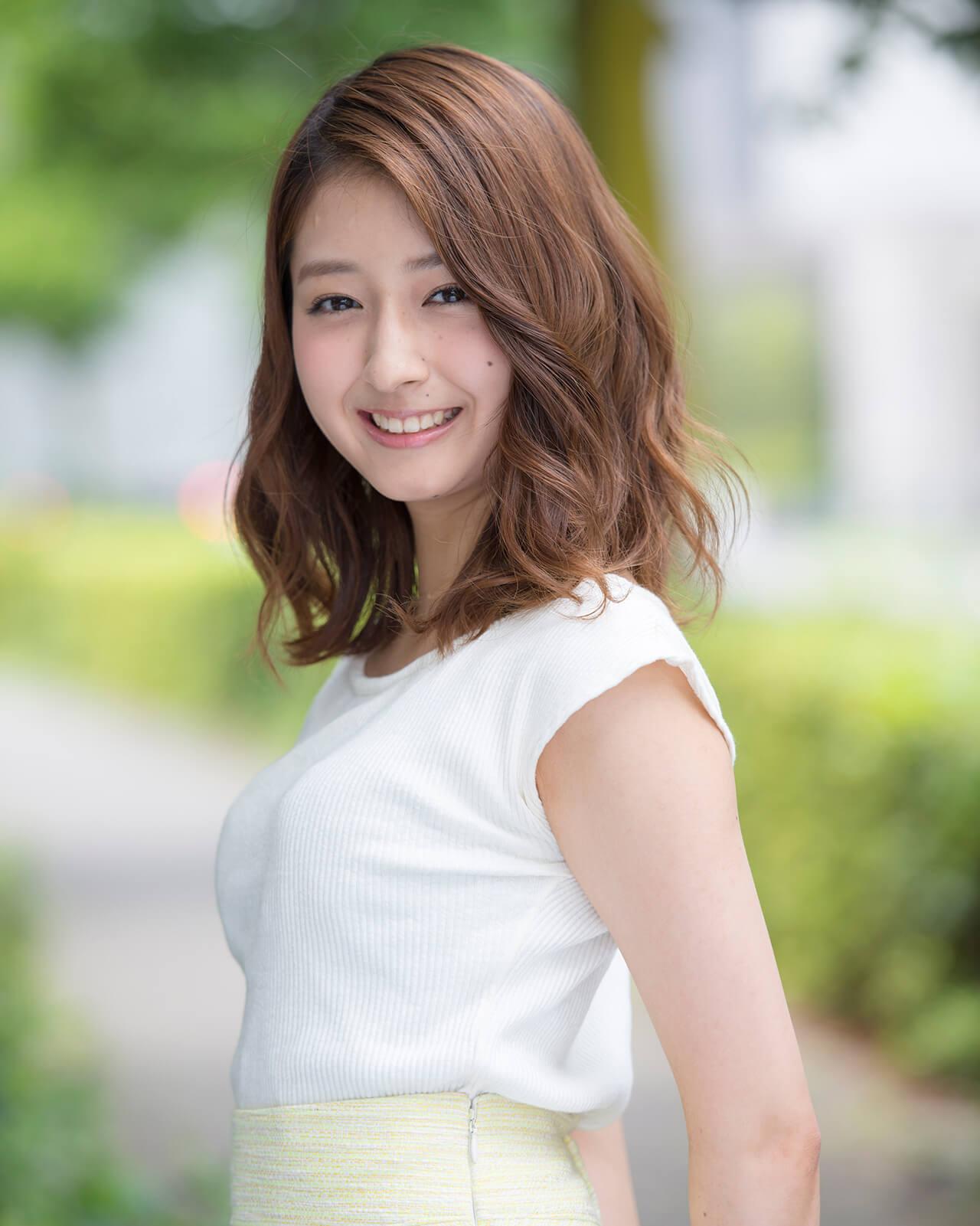 岡田 彩花(Ayaka Okada) 成蹊大...